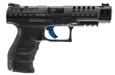 9MM Q5 MATCH 5` BBL BLACK