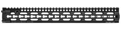 KEYMOD SLIM RAIL AR-15 BLACK