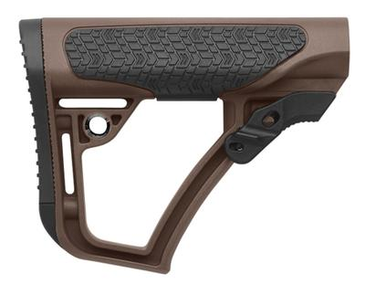 COLLAPSABLE BROWN BUTTSTOCK