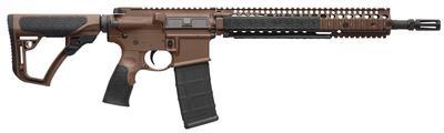 5.56MM DDM4 M4A1 14.5` BBL BRN CERAKOTE