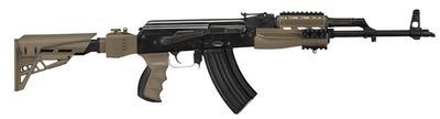 AK-47 TACTLITE FOLDING 6-POSITION STOCK