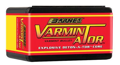 6MM VARMINATOR 72 GRAIN FLAT BASE