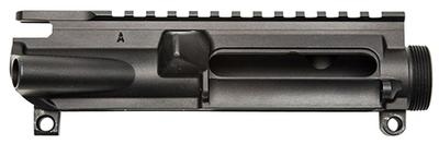AR-15 UPPER STRIPPED UPPER BLACK
