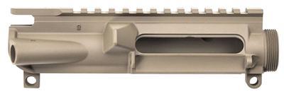 AR-15 STRIPPED UPPER RECEIVER FDE