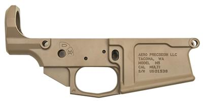 .308 M5 LOWER STRIPPED RECEIVER FDE