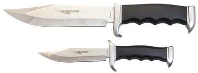 HUMVEE KNIFE SET 2 FIXED BLADE