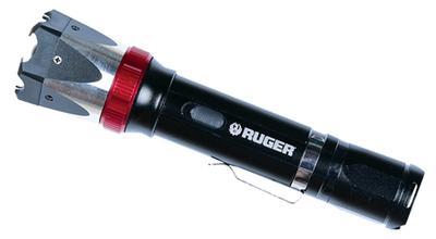 RUGER STUN GUN/FLASHLIGHT POCKET/BELT CLIP