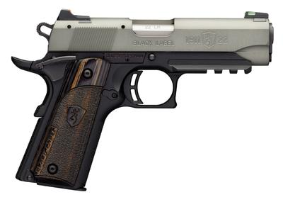 22LR 1911-22 BLACK LABEL COMPACT 3.75`