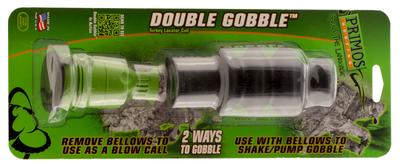DOUBLE GOBBLE HAND CALL
