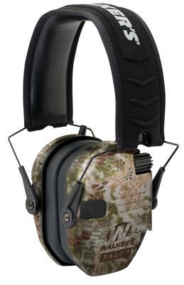 RAZOR SLIM SHOOTER FOLDING EARMUFF 23 DB KRYPTEK HIGHLANDER