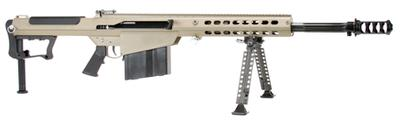 50BMG M107A1 20IN FDE