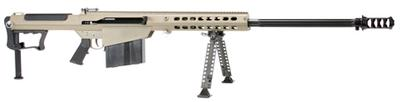 50BMG M107A1 29IN FDE