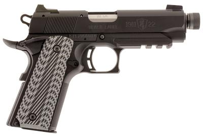 22LR 1911-22 COMPACT BLACK LABEL 4.25`