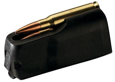 204 RUGER X-BOLT 5 ROUND MAG BLACK