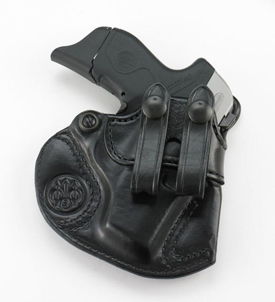 Cozy Partner Fits Beretta Pico Leather Black Lh