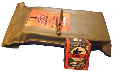 308WIN 143GR TARGET 140 RND BATTLE PACK