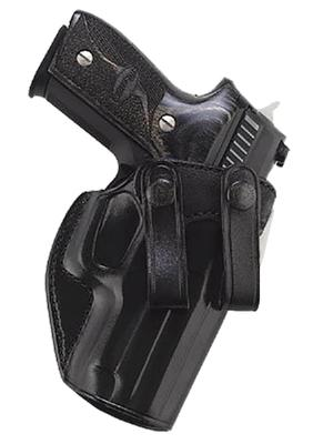 SUMMER COMFORT BLACK LEATHER IWB SW J FRAME RIGHT HAND