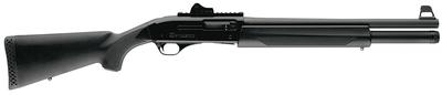 12GA SLP STND. 18` BBL 3` BLACK