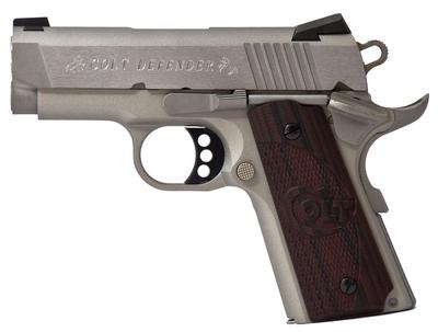 45ACP DEFENDER 3IN STS