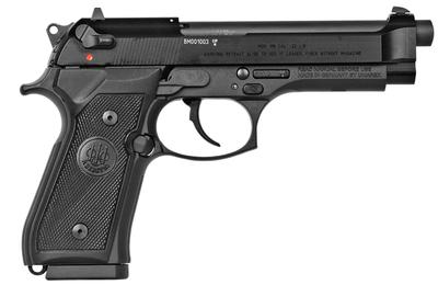 22LR M9 BLACK 4.9` BBL