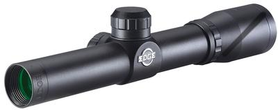 2X20 PISTOL SCOPE 1` TUBE DUPLEX