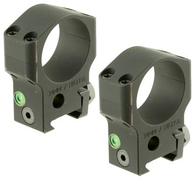 ACCUTAC HSR-340    34MM SCOPE RING SET