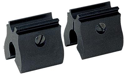 4PC SCOPE  MOUNT BLACK FOR AIR GUNS