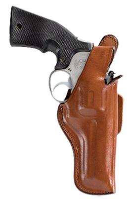 SW 29 5.5-6IN 5BHL LINED HOLSTER RH TAN