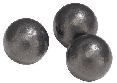 36CAL BLACK POWDER 80GR LEAD BALL