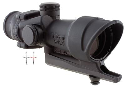 4X32 ACOG AR15 223   RED CROSSHAIR