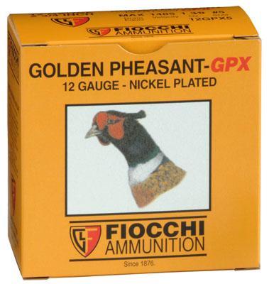 12GA GOLDEN-PHEAS 13/8OZ 23/4` #7.5 FULL CASE