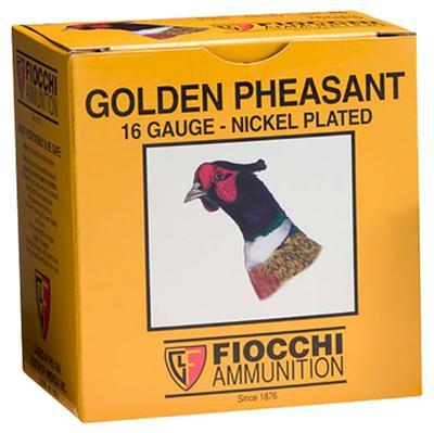 16GA GOLDEN-PHEAS 11/8OZ 23/4` #6 FULL CASE