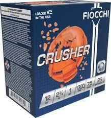 12GA CRUSHER 1OZ #7.5 FULL CASE