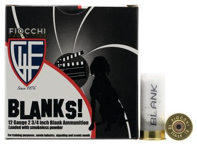 12GA BLANK ROUNDS 25 PER BOX