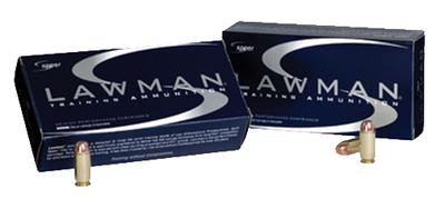 45ACP LAWMAN 185GR TOTAL METAL JACKET