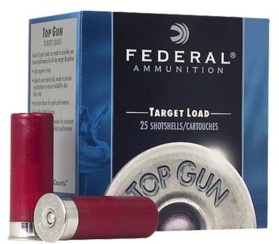 12GA TOP GUN 1OZ #8 FULL CASE