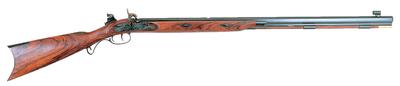 GREAT PLAINS 50 BLACK POWDER 32` #11 PERCUSSION HARDWOOD