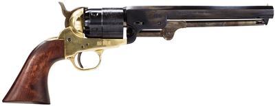44CAL 1851 COLT NAVY BRASS BLK POWDER
