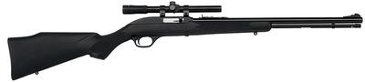 22LR M-60 W/SCOPE SYNTHETIC 19` BBL