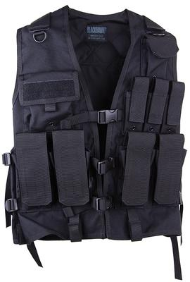 URBAN ASSAULT  VEST  BLACK