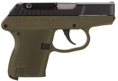 380ACP P-3AT 2.7` BBL GRN/BLUED