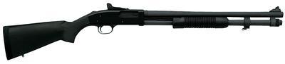 12GA M-590 9-SHOT 3` 20` BBL PARKERIZED