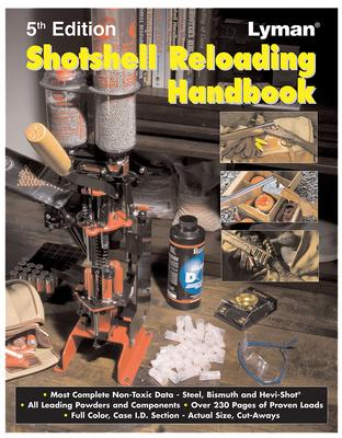 SHOTSHELL RELOADING MANUAL #5