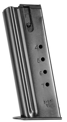 357MAG DESERT EAGLE MAGAZINE BLUED 9RND