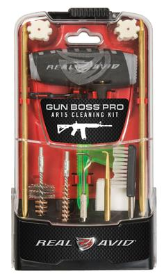 GUN BOSS PRO AR15 RIFLE CLEANING KIT