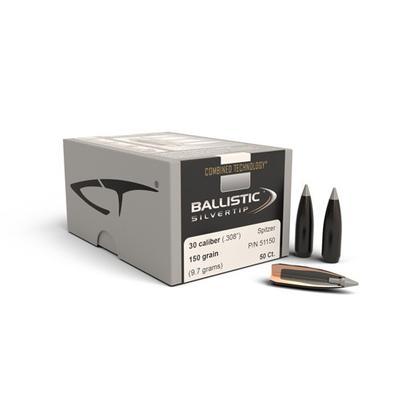 30CAL BALLISTIC SILVERTIP 150 GRAIN