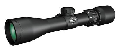 2-7X28 EDGE PISTOL SCOPE 1` DUPLEX