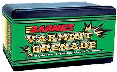 22CAL VARMINT GRENADE 50 GRAIN .224