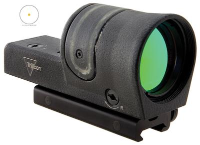 1X42 REFLEX AMBER DOT RETICLE