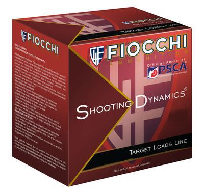 12GA SHOOTING DYN 1OZ 1170FPS #8 FULL CASE